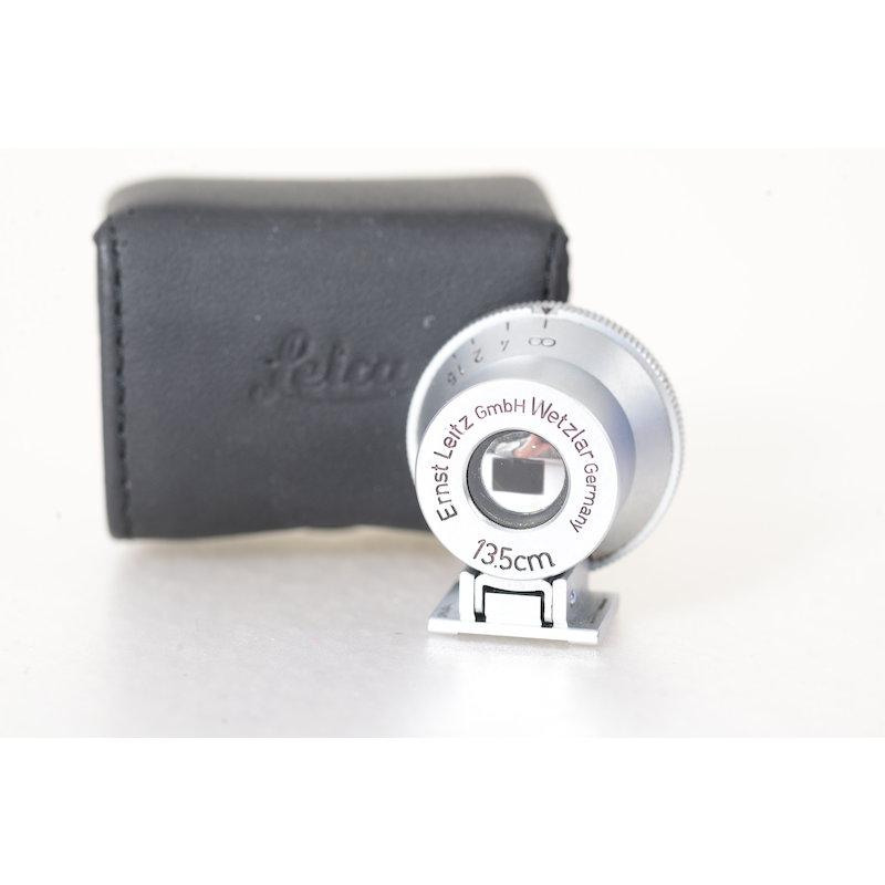 Leica Optischer Sucher Chrom 13,5cm SHOOC