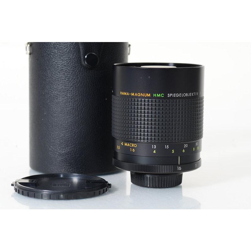 Hama Magnum HMC 8,0/500 Spiegel Makro T2