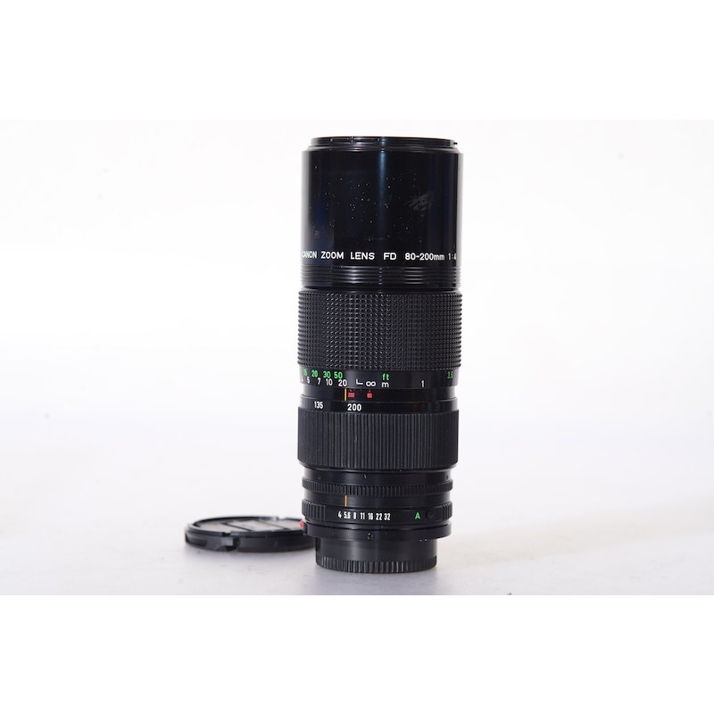 Canon FD 4,0/80-200