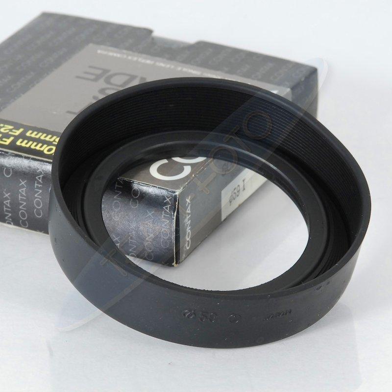 Contax Geli.-Blende Gummi I A-59 (1,4/50+2,8/35)