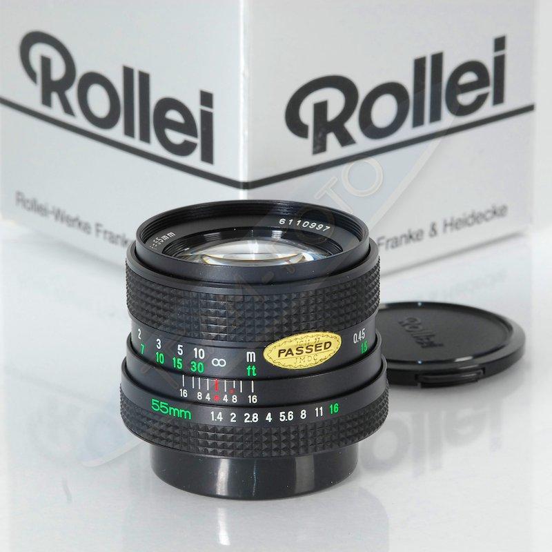 Rollei Rolleinar MC 1,4/55