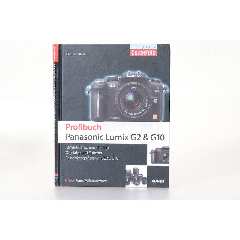 Franzis Profibuch Panasonic Lumix G2 & G10