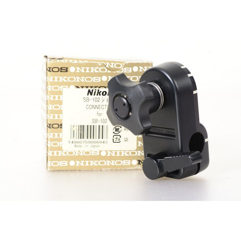 Nikon Halterung f. Blitzschine SB-102 Nikonos