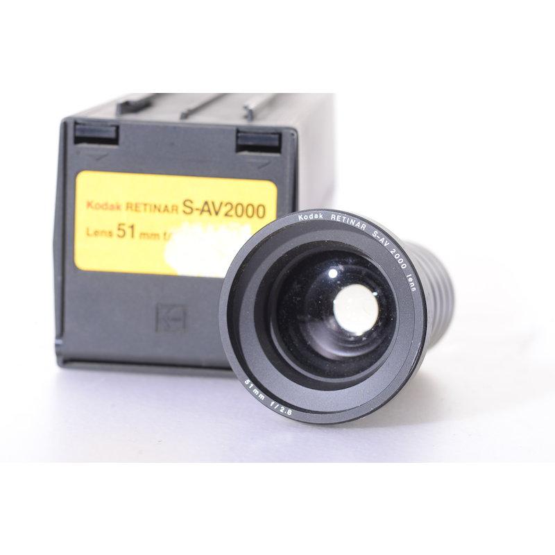 Kodak Retinar 2,8/51 S-AV 2000