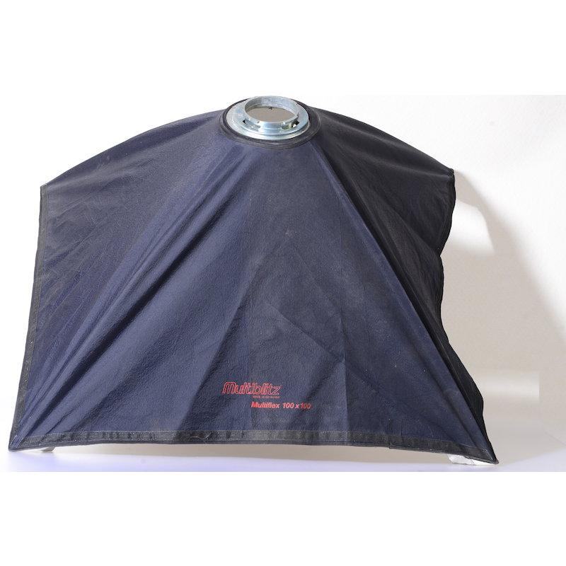 Multiblitz Faltreflektor 100x100 RIFEX-100