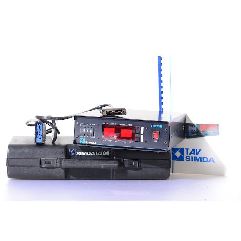 Simda Steuergerät MCU 6308 Datavison