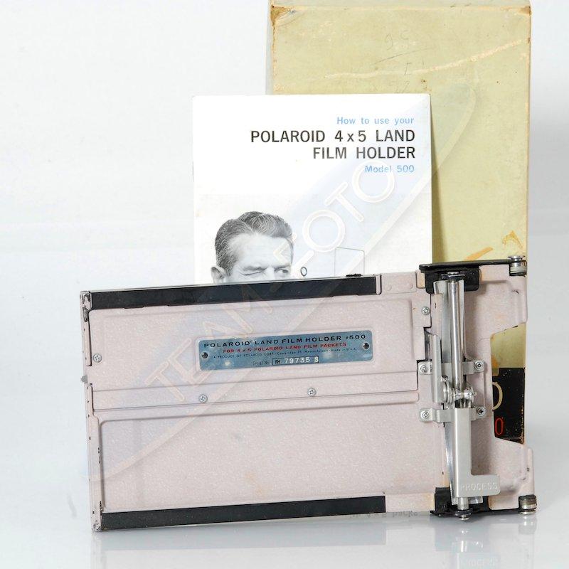 Polaroid Einzelblattkassette P-500