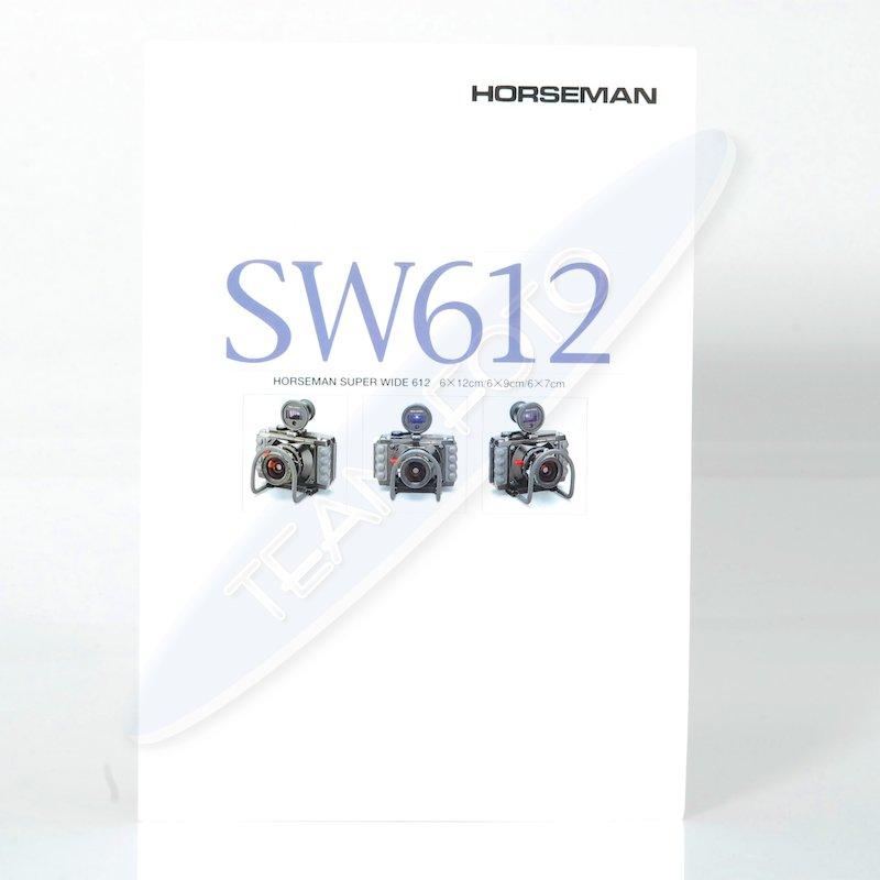 Horseman Prospekt SW612 (Englisch)
