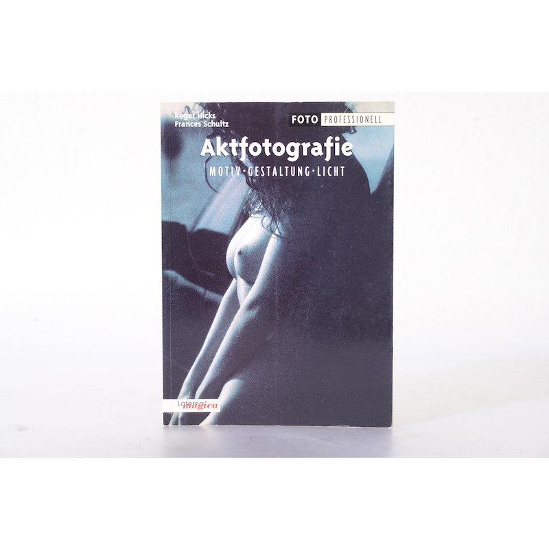 Laterna Aktfotografie Motiv-Gestaltung-Licht