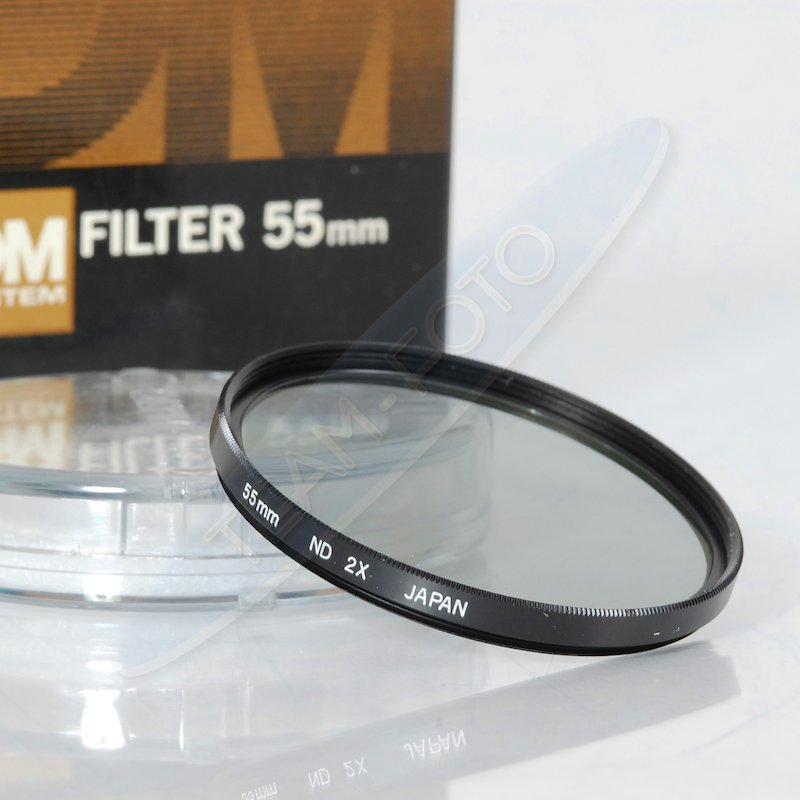 Olympus Graufilter ND-2 E-55