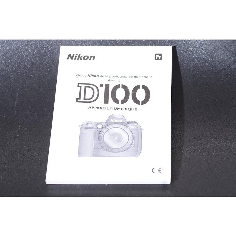 Nikon Anleitung D100 (Französisch)