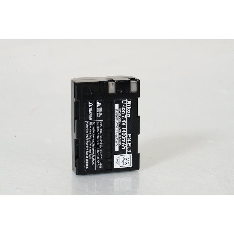 Nikon Li-Ion-Akku EN-EL3