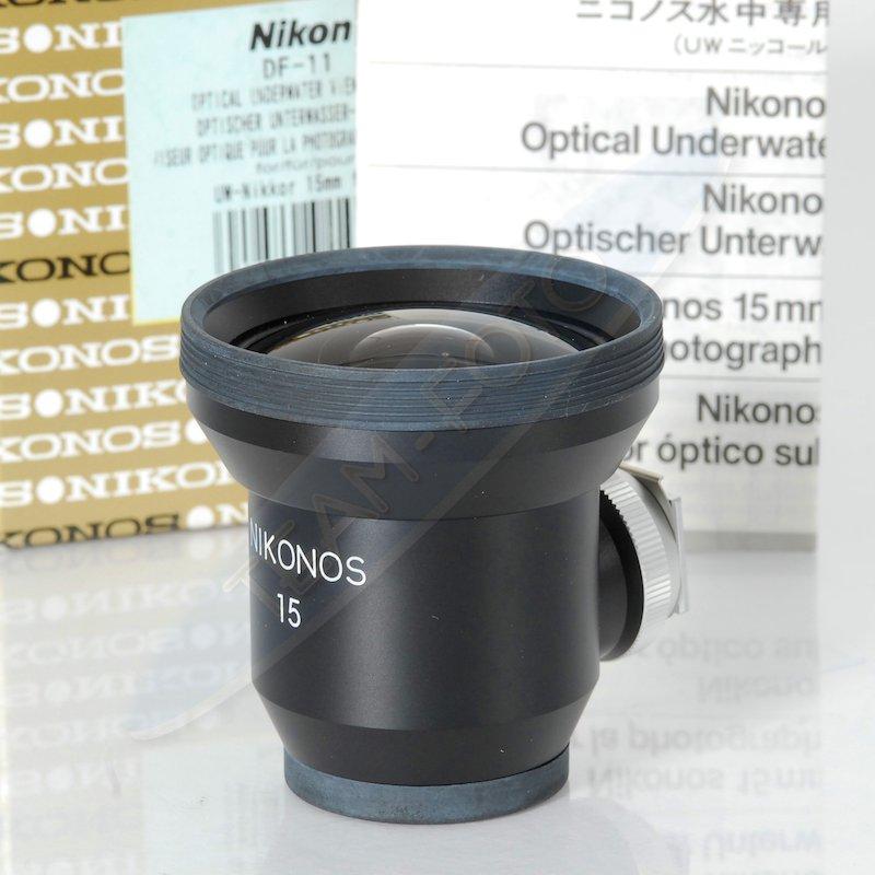 Nikon Optischer Sucher 15mm Nikonos 2,8/15 DF-11