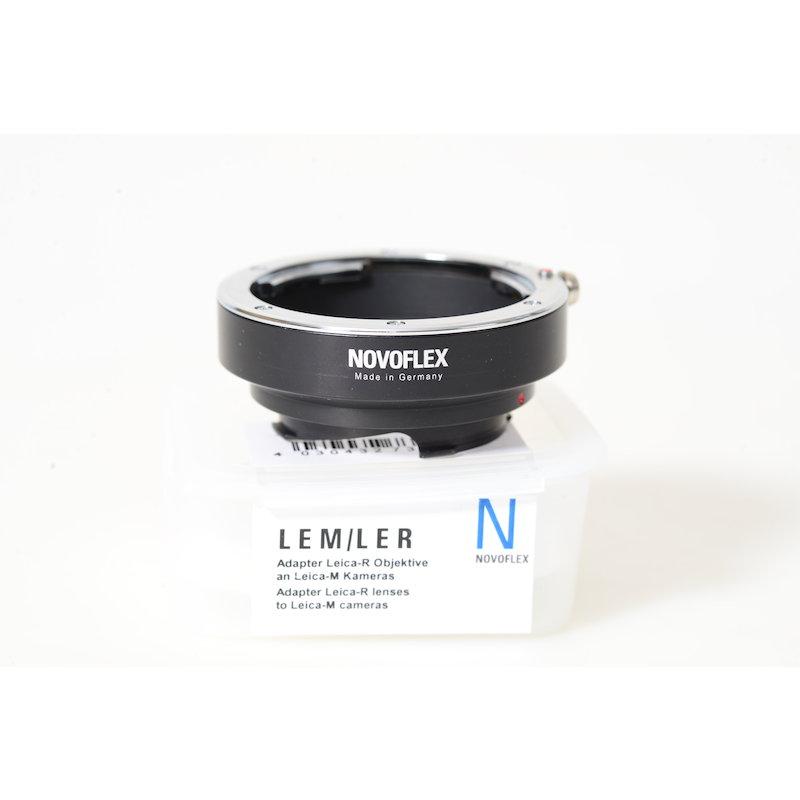 Novoflex Adapterring Leica-R an Leica-M LEM/LER