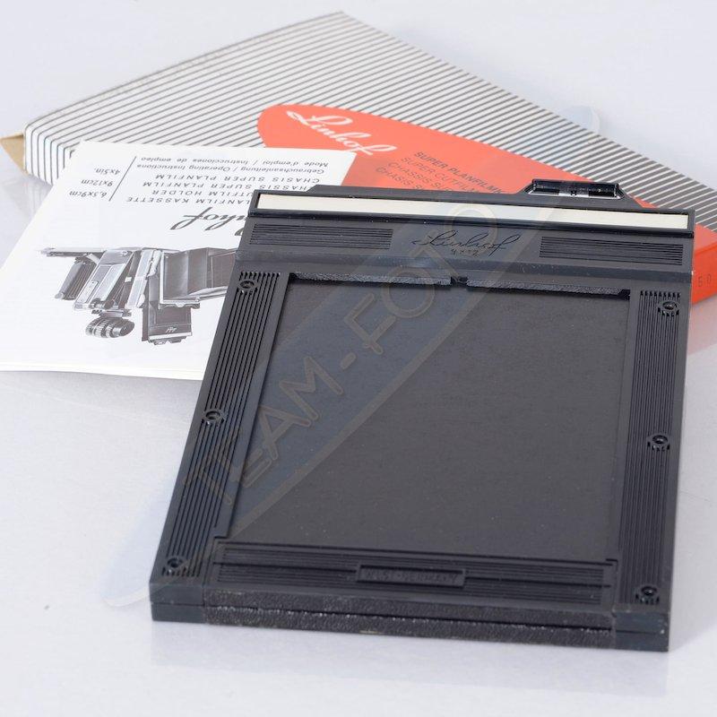 Linhof Super-Planfilmkassette 9x12
