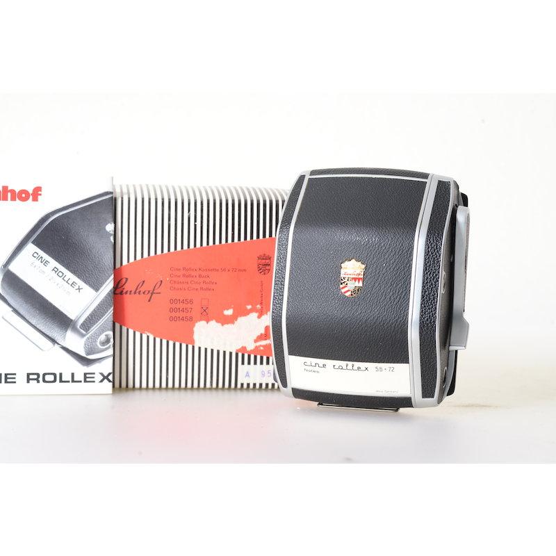 Linhof Rollfilmmagazin Cine Rollex 6x9/6x7