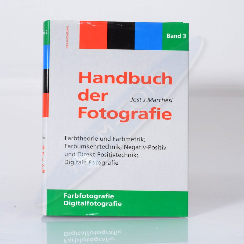 Photographie Handbuch der Fotografie Band 3 - Farnbfotografie/D
