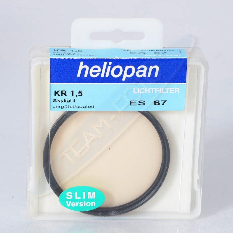 Heliopan Skylight KR 1,5 Slim E-67