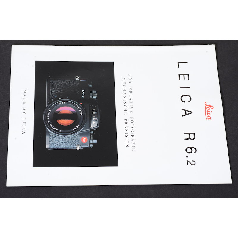Leica Prospekt R6.2