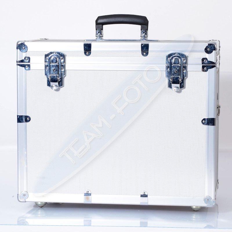 Dörr Alu-Box APLL Silber 46,5x27x38