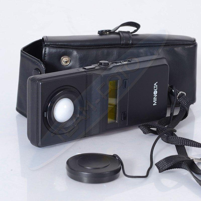 Minolta Illuminance Meter T-1M