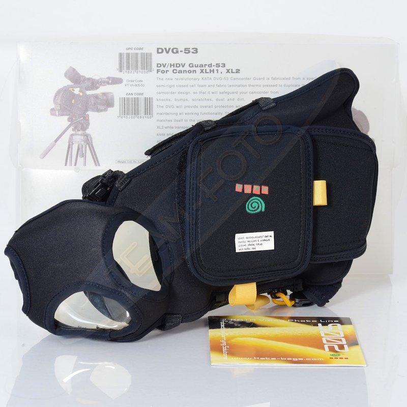 Kata Camcorderprotection f. Canon XLH1/XL2 DVG-53