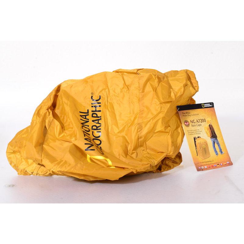 National Geographic Regenschutzhülle NG A7200