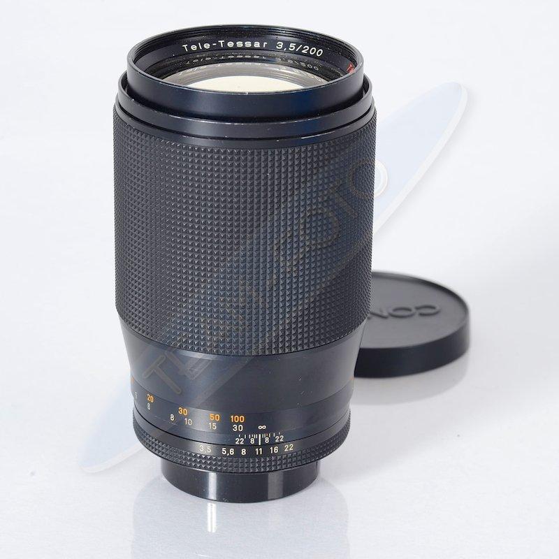 Contax Tele-Tessar 3,5/200 T* Germany