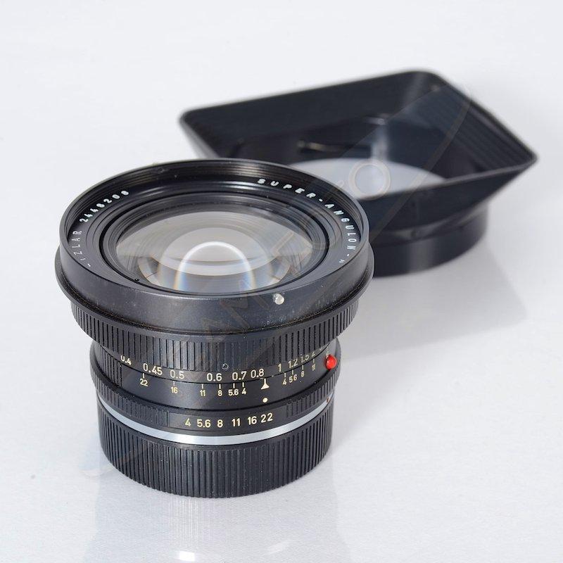 Leica Super-Angulon-R 4,0/21