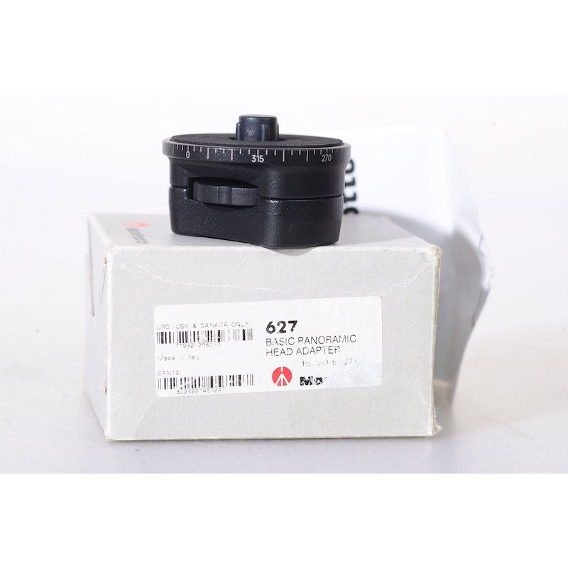 Manfrotto Basic Panorama Head Adapter MA 627