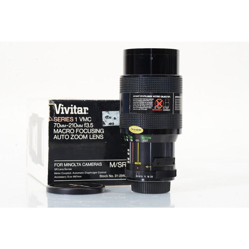 Vivitar Serie-1 3,5/70-210 Makro MD