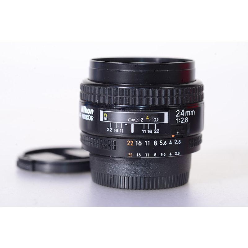 Nikon AF 2,8/24 D