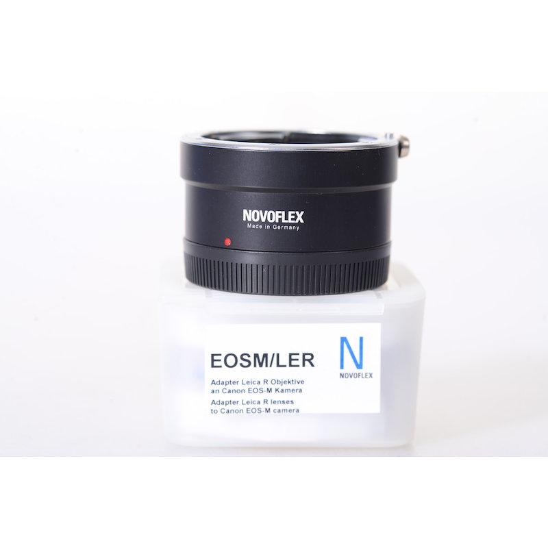 Novoflex Adapterring Leica-R an Canon EOS M EOSM/LER