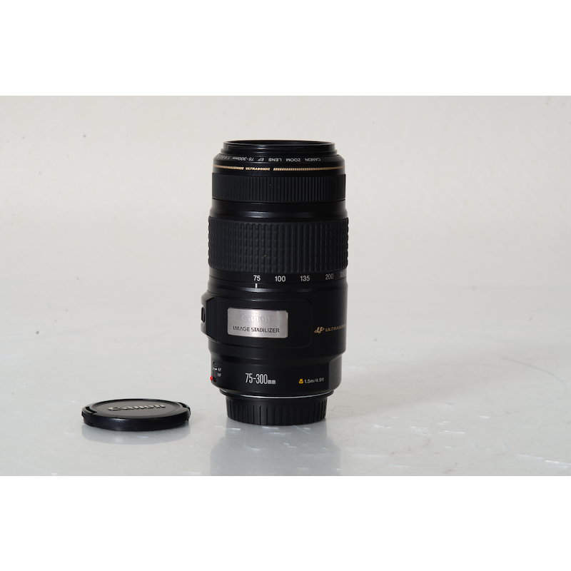 Canon EF 4,0-5,6/75-300 IS USM