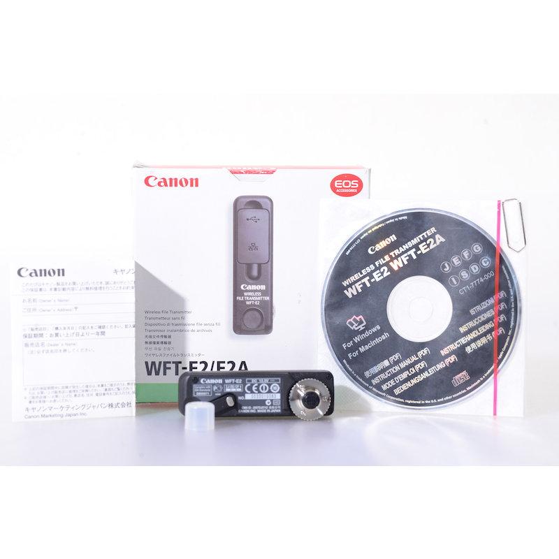 Canon Kabelloser Daten-Tranmitter WFT-E2/E2A