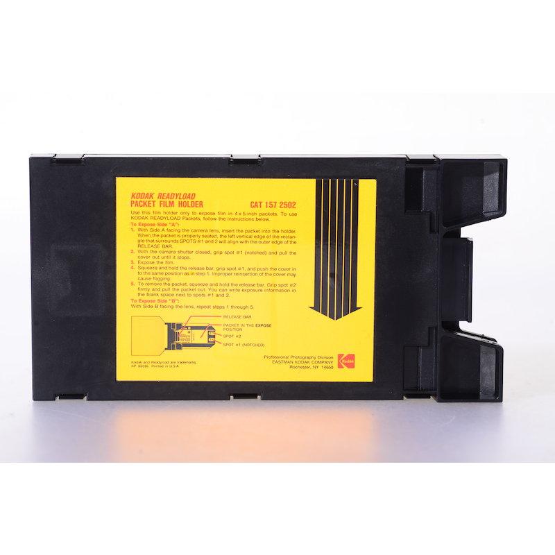 Kodak Readyload Einzelblattkassette