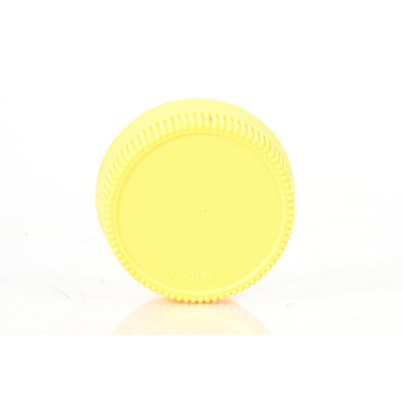 OEM Objektivrückdeckel LF-1 Gelb