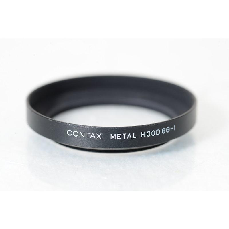 Contax Geli.-Blende GG-1 Black Biogon 2,8/28