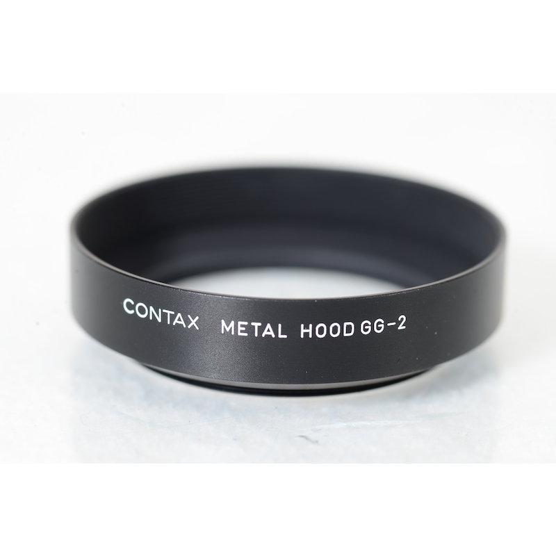 Contax Geli.-Blende GG-2 Planar 2,0/45 Black