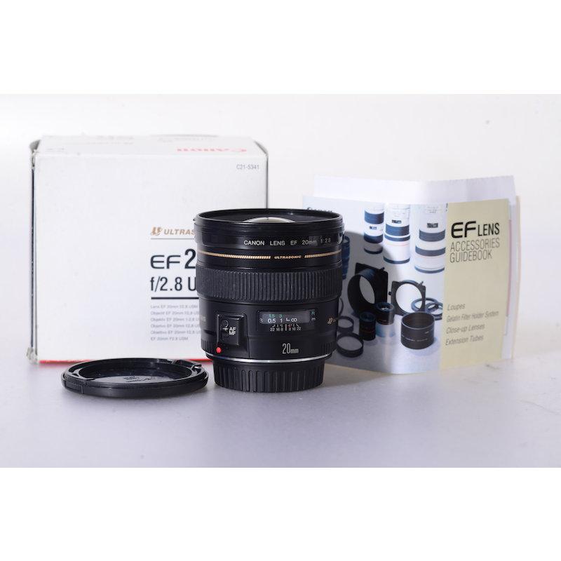 Canon EF 2,8/20 USM