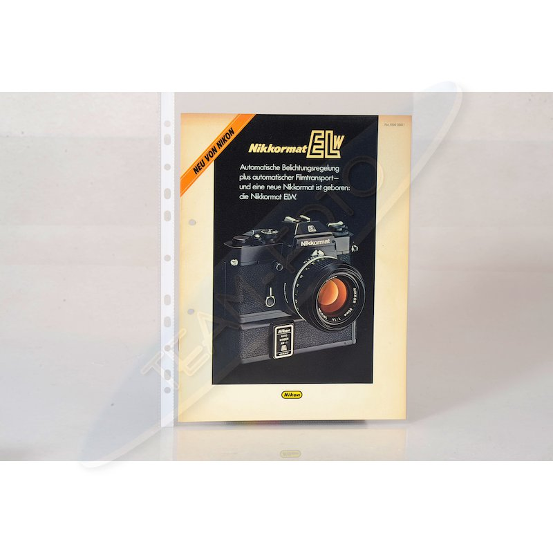 Nikon Produktinformation ELW