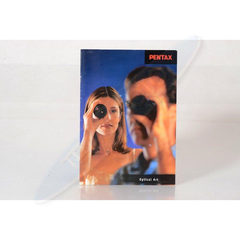 Pentax Prospekt Optical Art 1998