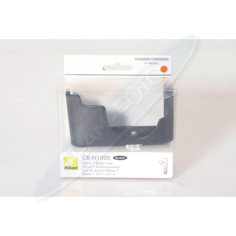 Nikon Gehäusetasche 1 Schwarz CB-N1000