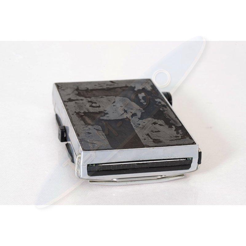 Mamiya Polaroidmagazin RZ67 Silber