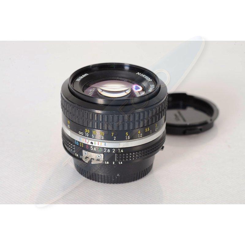 Nikon Ai 1,4/50