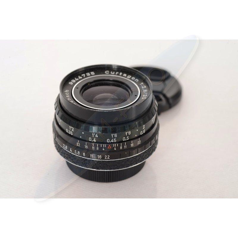 Schneider Edixa-Curtagon 2,8/35 M42