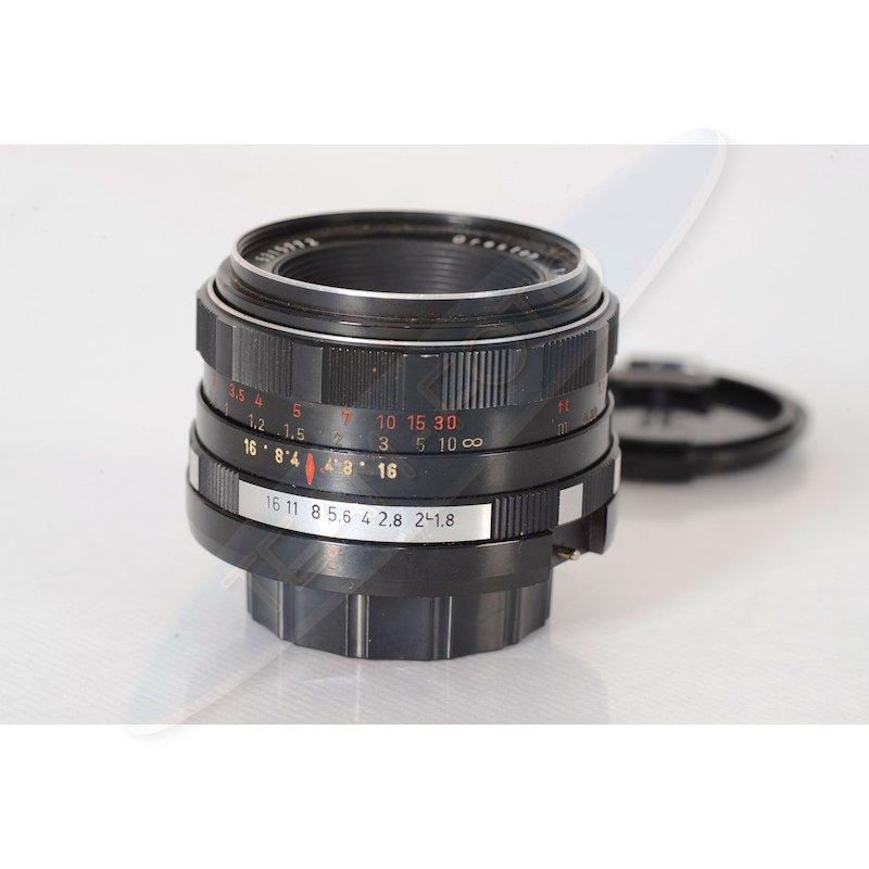 Meyer Oreston 1,8/50 New M42 Delle Filtergewinde