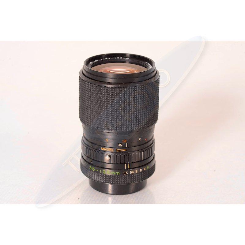 Rollei Rolleinar MC 3,5-4,3/35-105 Kratzer Frontlinse