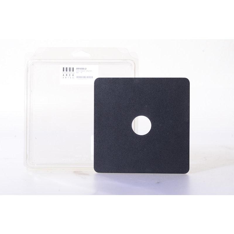 Arca-Swiss Objektivplatte Flach Copal 0 4x5