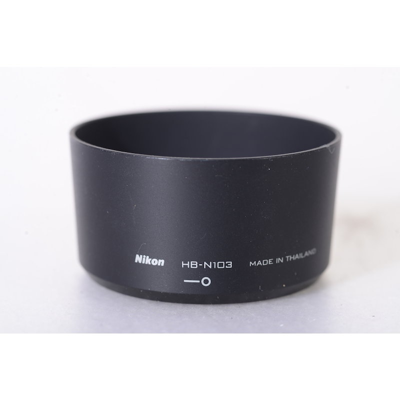 Nikon Geli.-Blende Black HB-N103 3,8-5,6/30-110 IF VR